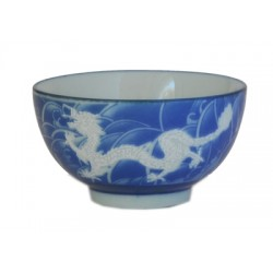 Dragon Porcelain Teacup