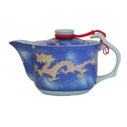 Dragon Porcelain Teapot