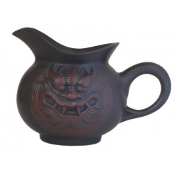 Chinese Lion Serving Teapot